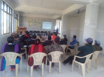 Inception Meeting of EnLiFT 2, Sindhupalchowk